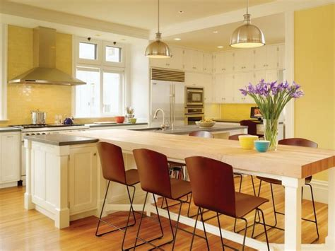 kitchen table or island combination kitchen island and table
