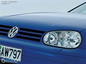 Foto VW Golf IV Scheinwerfer Bilder VW Golf IV