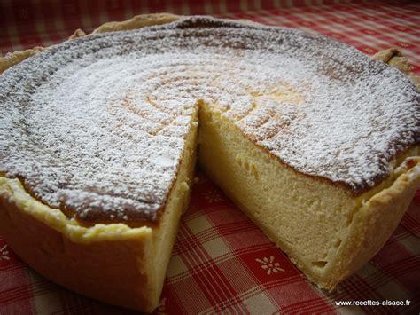 cuisine gastronomique tarte au fromage blanc recettes d 39 alsace