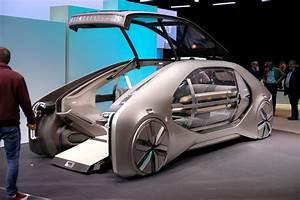 Auto Concept Rouen : renault s ez go envisions walk on walk off urban ev ~ Medecine-chirurgie-esthetiques.com Avis de Voitures
