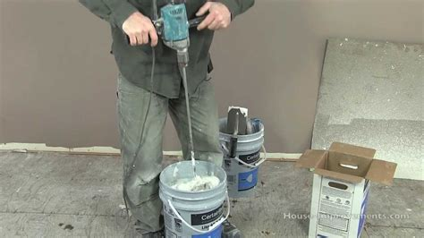 mix drywall mud youtube diy projects wikidiyorg