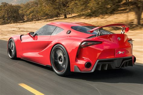 Toyota Supra 2015 Ft1 Hd Wallpaper, Background Images