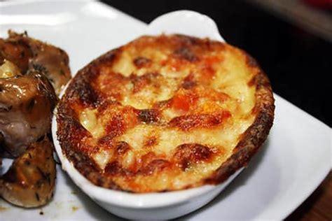 recette de gratin de courge butternut