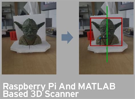 raspberry pi and matlab based 3d scanner manufacturingtomorrow
