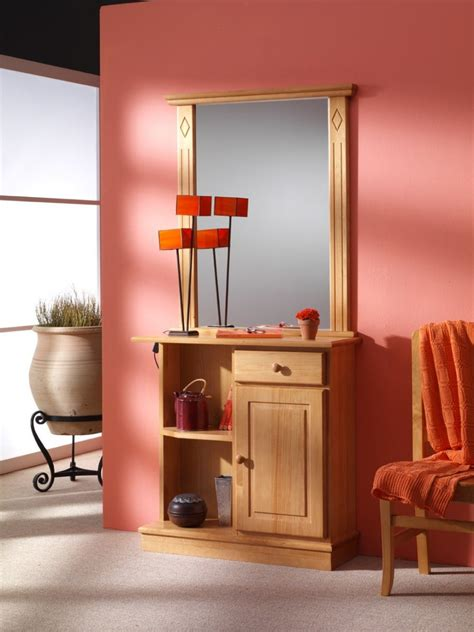 recibidores baratos muebles de pino tienda decoracion