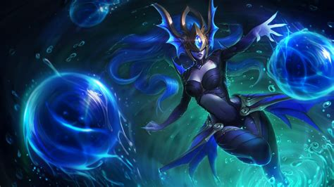 Explore and download tons of high quality blue wallpapers all for free! Altantean Syndra League Of Legends Blue Diamond Magic Balls Desktop Wallpaper Hd For Mobile ...