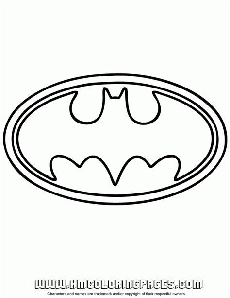 superhero symbols coloring pages batman logo symbol coloring - Coloring Pages Superheroes Symbols