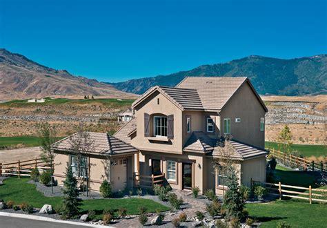 Perfect New Homes Reno Nv On The Hemingway S Spacious 2