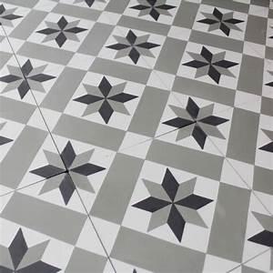 Carreau Ciment Star Carrelage Ciment