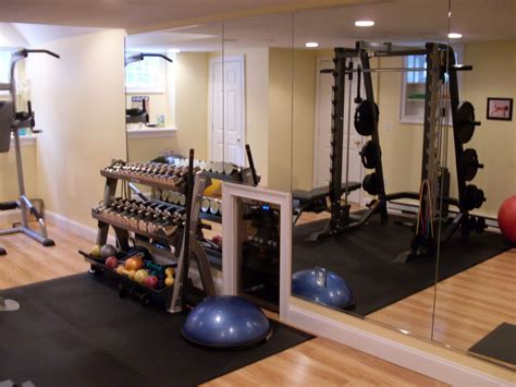 Small Home Gym Layout Compact-tierra Este