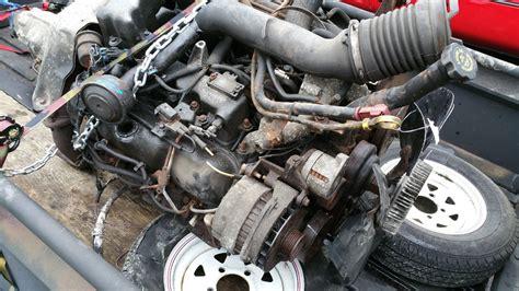 diesel 5 auf 6 umrüsten 6 5 l chevy gmc turbo diesel engine complete w 4l80e transmission ls1tech camaro and