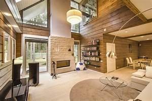 Idee Decoration Interieur Maison Bois