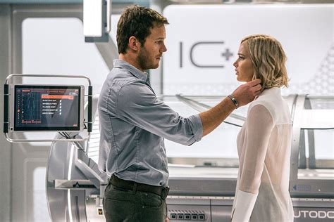 Passengers Review A Flaky, Spacedout, Guilty Pleasure