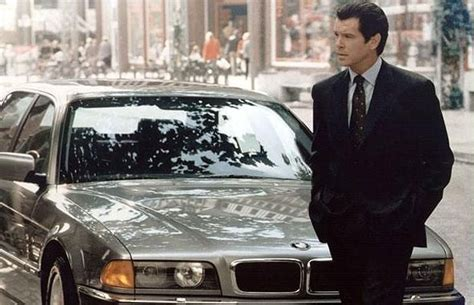 Brosnan Car by Bond S Car Collection Brosnan Piercing And Bmw