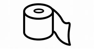 Hygienic paper roll tool outline - Free Tools and utensils ...