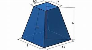 Grundfläche Pyramide Berechnen : pyramidenstumpf volumenberechnung pyramidenstumpf ~ Themetempest.com Abrechnung