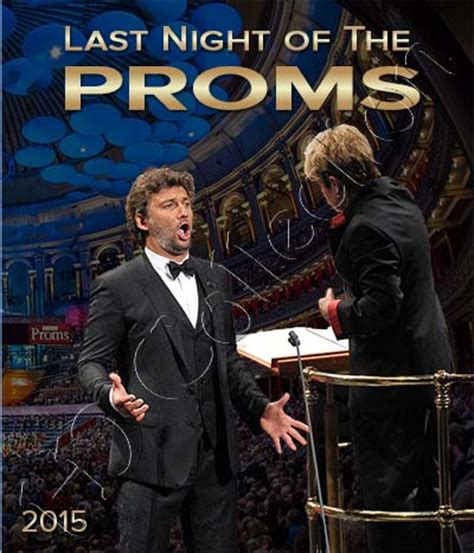 night   proms london  dvd