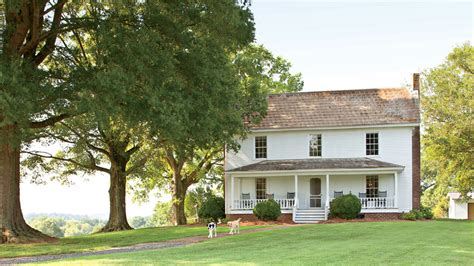 Original 1800s Farmhouse by Before And After Farmhouse Remodel Southern Living