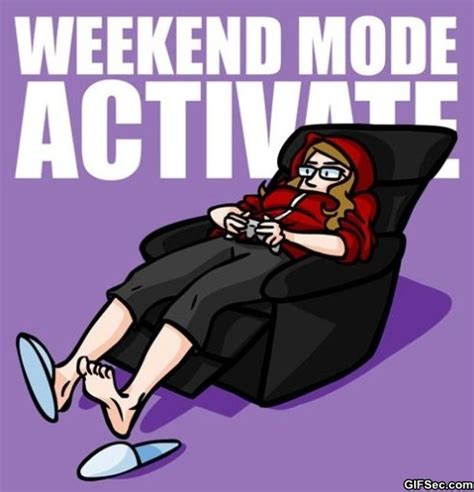 Girls Playing Video Games Meme - whenever the weekend starts jpg