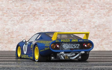 Sideways SW28 Ferrari 512 BB LM - No.77 European ...