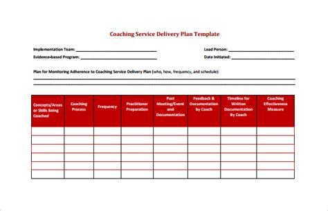 client service plan template 7 construction agreement templates sle templates