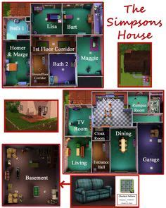 family guy house layout dream house house layouts house floor plans sims house