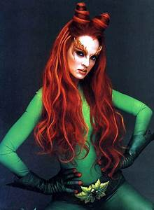 Poison Ivy Wig Wonderland Wigs long red wigs for Halloween wig