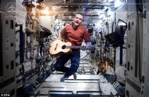 Chris Hadfield's Space Oddity recording from ISS is re ...