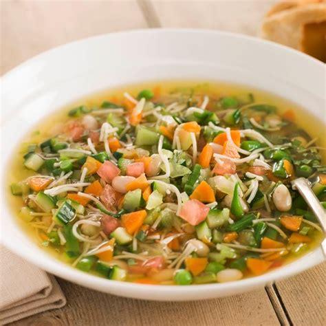 recette cuisine sans gluten recette soupe au pistou facile et rapide