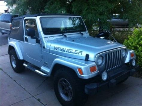 Find Used 2006 Jeep Wrangler Unlimited, I-6, Six Speed