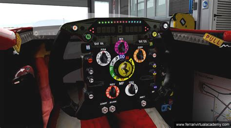 Ferrari virtual academy (or fva) is a sim racing video game for microsoft windows developed by kunos simulazioni and released in september 2010. Ferrari Launches Ferrari Virtual Academy 2010 | VirtualR.net - 100% Independent Sim Racing News