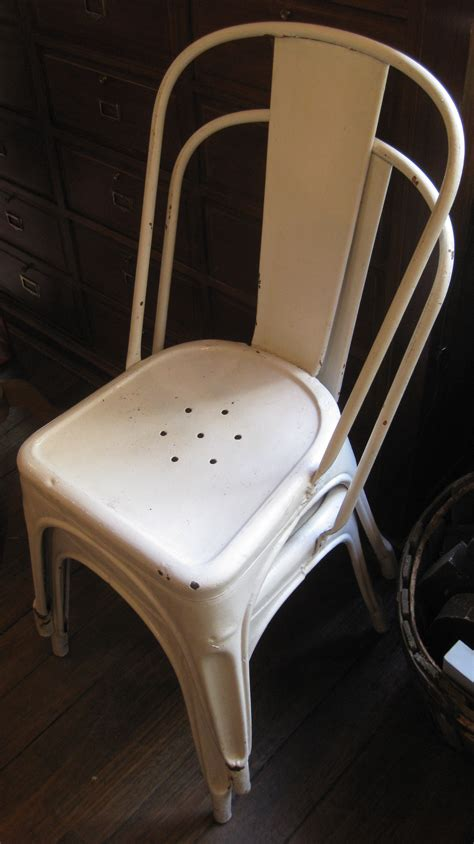 histoire de la chaise histoire de la chaise a tolix label industrie
