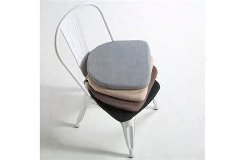 galette de chaise en cuir