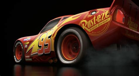Cars 3 Introduces New Lightning Mcqueen Rival  Gm Authority