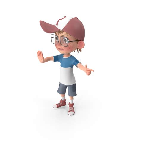 Cartoon Boy Direct Attention Png Images And Psds For