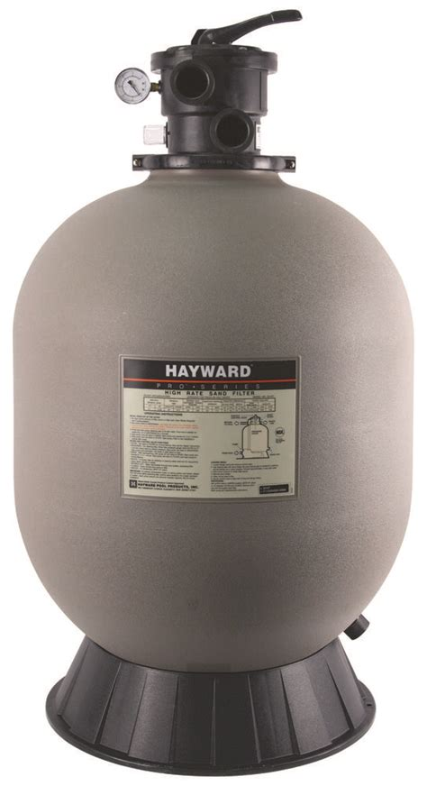 sandfilter für brunnenwasser hayward s166t pro series above ground swimming pool sand filter sp0714t valve ebay