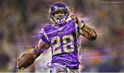 Adrian Peterson Nfl Wallpapers Players Cool Deviantart