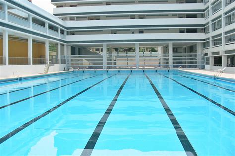 la salle college heated swimming pool wtsc