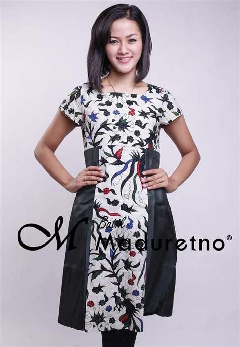 sort dress batik pesta modern fashion batik batik