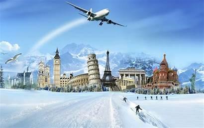 Travel Desktop Wallpapers Wonders Traveling Cities Mobile