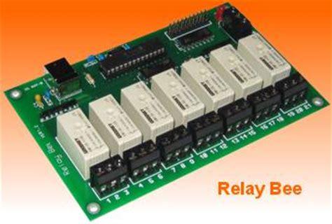 Relaybee Control Board Usb Relays
