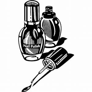 Nail Polish clipart, cliparts of Nail Polish free download ...