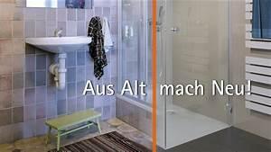 Aus Alt Mach Neu Basteln : schedel badgestaltung aus alt mach neu youtube ~ A.2002-acura-tl-radio.info Haus und Dekorationen
