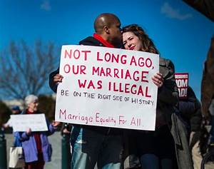 Marriage equality supporters in Washington, D.C. - Photos ...