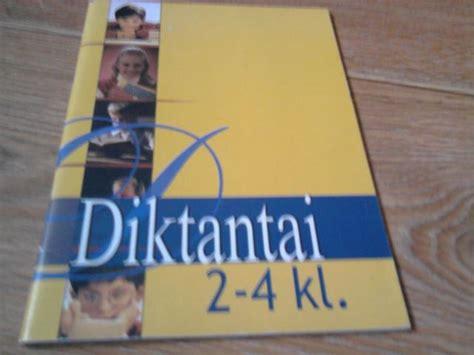 diktantai nuo 2-4 klasei Kaunas - parduoda, keičia | Mainyk.lt