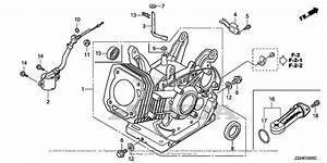 Honda Eb4000x At Generator  Chn  Vin  Ebsc