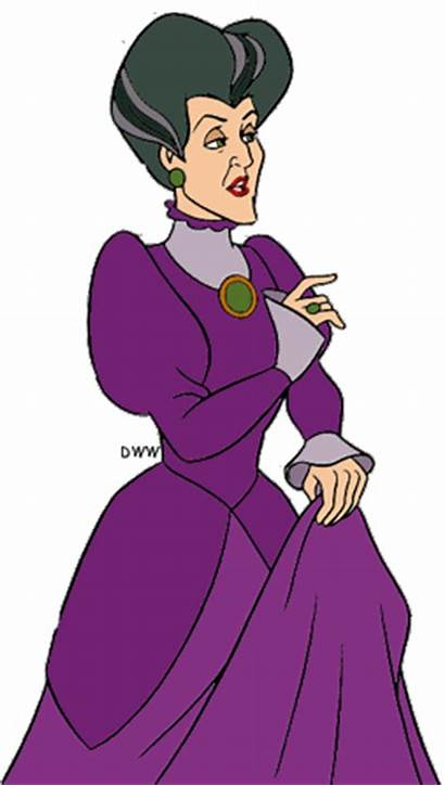 Clipart Stepmother Tremaine Lady Mother Disney Cendrillon