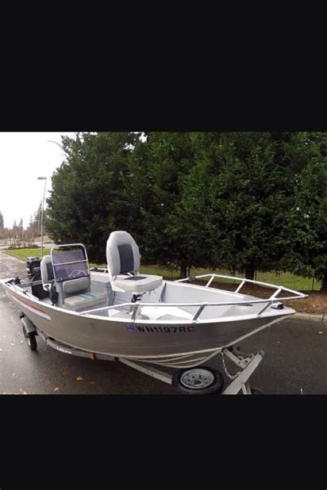 Used Boats Offerup by 1988 Gregor Sea Hawk Iii Boats Marine In Bellevue Wa