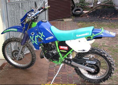1999 Kawasaki Kmx125 Motozombdrivecom