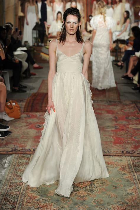 houghton wedding dresses bridal summer 2016 trends